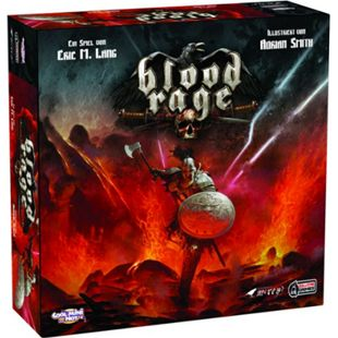 Asmodee Brettspiel Blood Rage - Bild 1