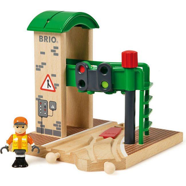 BRIO Spielgebäude World Signal Station - Bild 1
