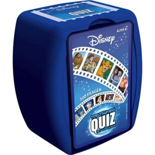 Winning Moves Quizspiel Top Trumps Quiz Disney - Bild 1