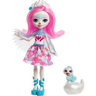 Mattel Puppe Schwanenmädchen Saffi Swan - Bild 1