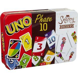 Mattel Kartenspiel Kartenspielklassiker in Metalldose - Bild 1