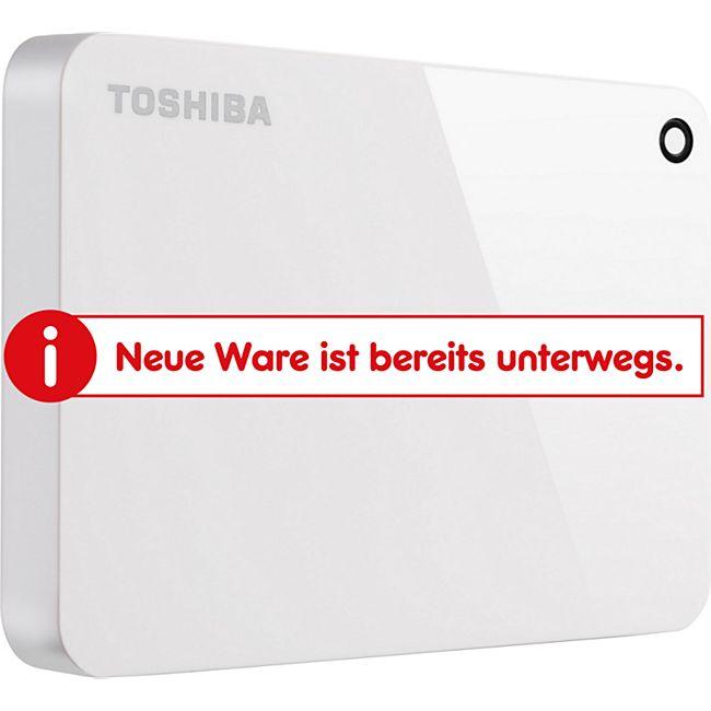 Toshiba Festplatte Canvio Advance 1 TB - Bild 1