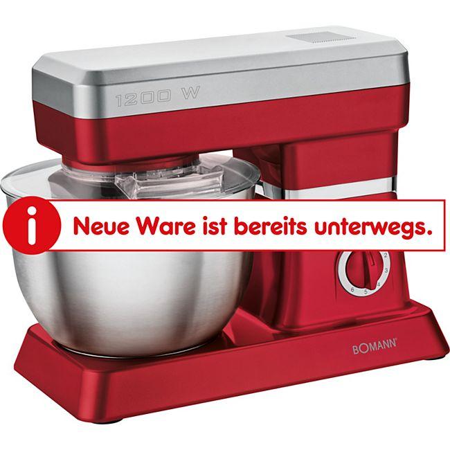 Bomann Küchenmaschine Knetmaschine KM 398 CB - Bild 1