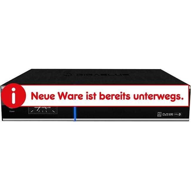 GigaBlue Sat-/Kabel-/Terr.-Receiver Ultra HD UE 4K - Bild 1