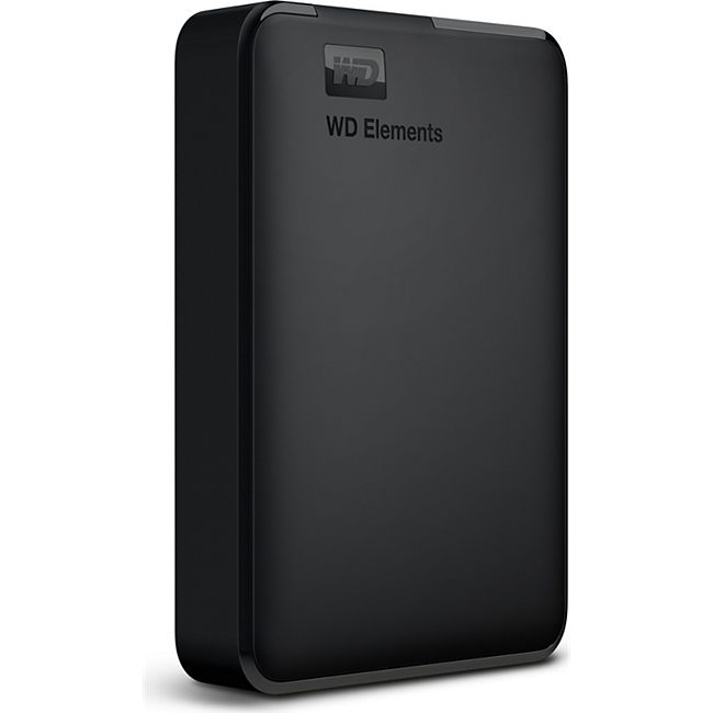 WD Festplatte Elements Portable 4 TB - Bild 1