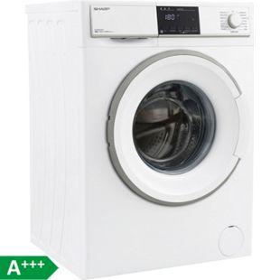 Sharp Waschmaschine ES-HFB8143W3-DE - Bild 1