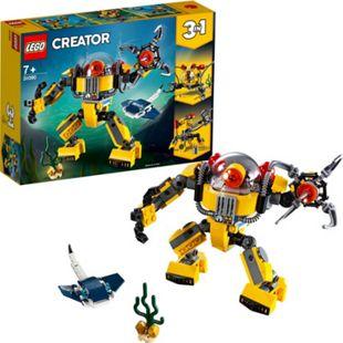 LEGO Konstruktionsspielzeug Creator Unterwasser-Roboter - Bild 1