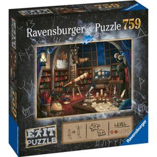 Ravensburger Puzzle Puzzle EXIT Sternwarte - Bild 1