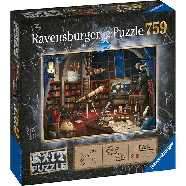 Ravensburger Puzzle EXIT Sternwarte - Bild 1
