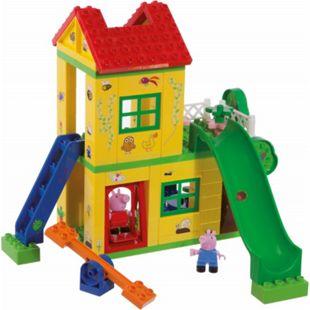 BIG Konstruktionsspielzeug Bloxx Peppa Wutz Spielhaus - Bild 1