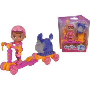 Simba Spielfigur Vampirina - Poppy mit Roller und Wolfie - Bild 1