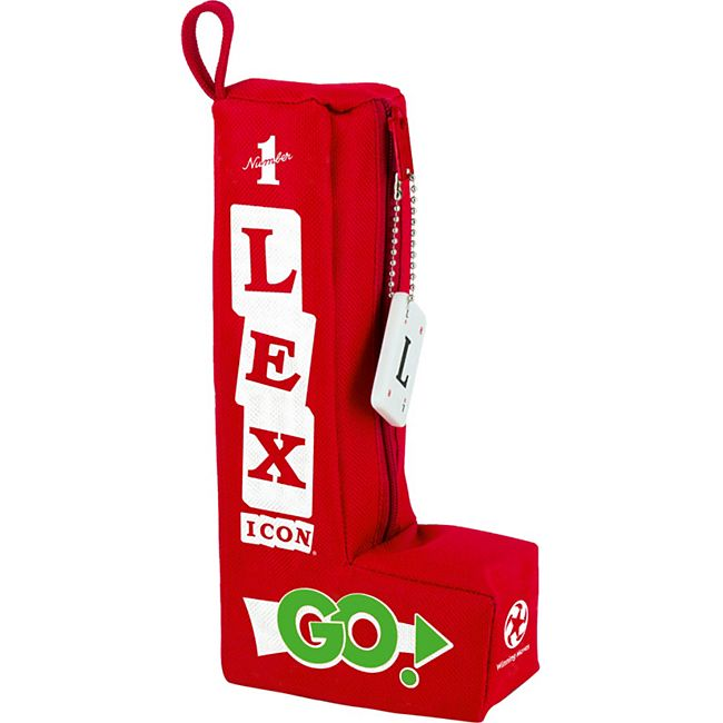 Winning Moves Brettspiel LEX GO! - Das superschnelle Wortspiel - Bild 1