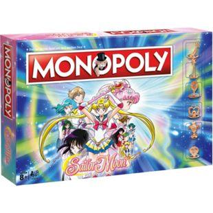 Winning Moves Brettspiel Monopoly Sailor Moon - Bild 1