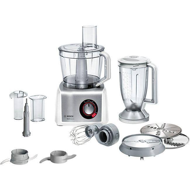 Bosch Küchenmaschine Kompakt-Küchenmaschine MultiTalent 8 MC812S814 - Bild 1