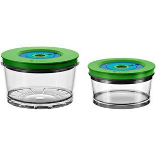 Bosch Behälter Vakuum-Frischhaltedosen Set, 2-teilig - Bild 1
