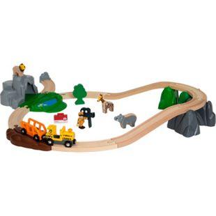 BRIO Konstruktionsspielzeug World Safari Abenteuer Set - Bild 1