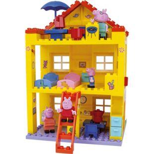 BIG Konstruktionsspielzeug PlayBIG-Bloxx Peppa Pig Peppas House - Bild 1