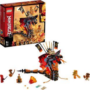 LEGO Konstruktionsspielzeug Ninjago Feuerschlange - Bild 1