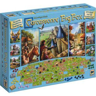 Asmodee Brettspiel Carcassonne Big Box - Bild 1