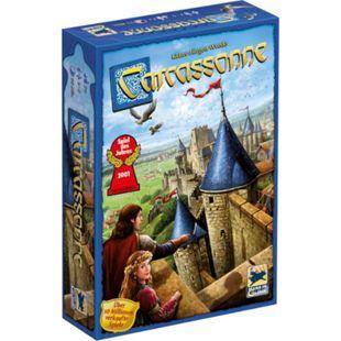 Asmodee Brettspiel Carcassonne neue Edition - Bild 1