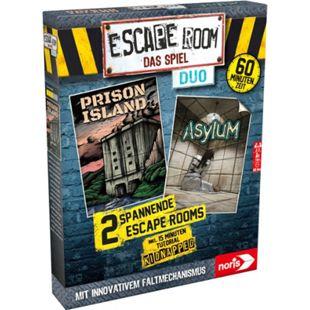 Noris Partyspiel Escape Room: Duo - Bild 1