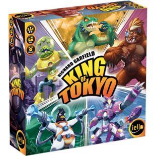 IELLO Brettspiel King of Tokyo - Bild 1
