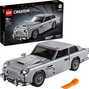 LEGO Konstruktionsspielzeug Creator Expert James Bond Aston Martin DB5 - Bild 1