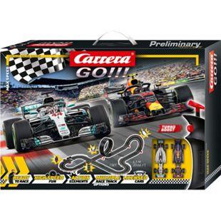 Carrera Rennbahn GO!!! Max Speed - Bild 1