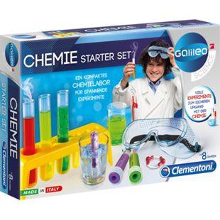 Clementoni Experimentierkasten Chemie Starter-Set - Bild 1