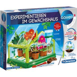 Clementoni Experimentierkasten Experimentieren im Gewächshaus - Bild 1