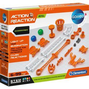 Clementoni Geschicklichkeitsspiel Action & Reaction - Zubehör - Bild 1