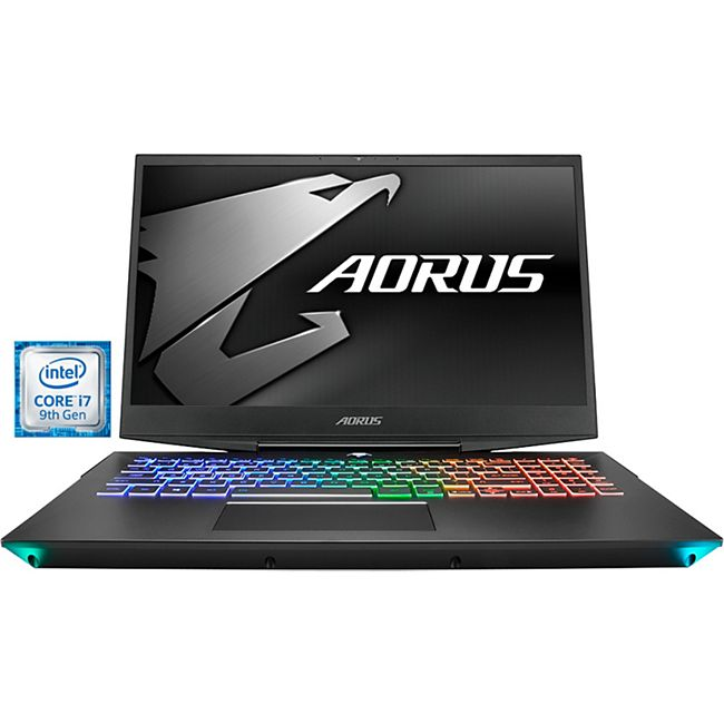 AORUS Gaming-Notebook 15-XA - Bild 1