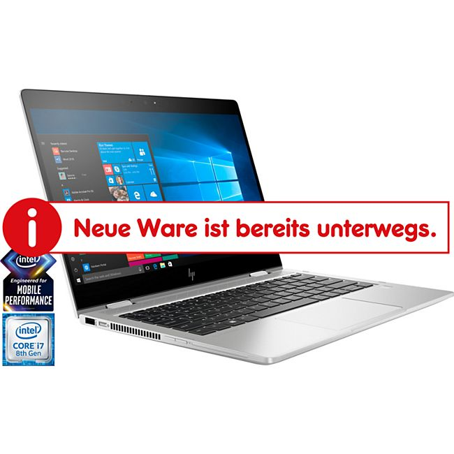 HP Notebook EliteBook x360 830 G6 (6XE11EA) - Bild 1