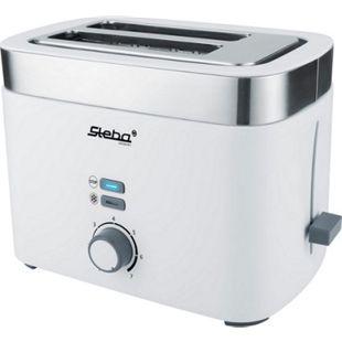 Steba Toaster TO 10 Bianco - Bild 1