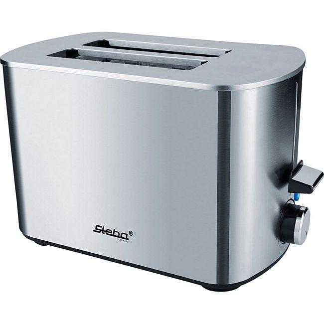 Steba Toaster TO 20 Inox - Bild 1