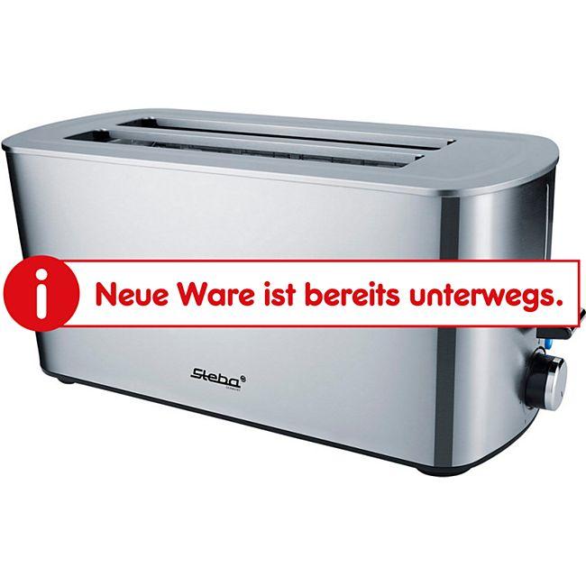 Steba Toaster TO 21 Inox - Bild 1