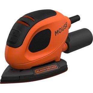 BLACK+DECKER Deltaschleifer Kompakt-Mouse BEW230-QS - Bild 1