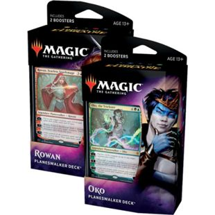 Wizards of the Coast Sammelkarten Magic: The Gathering - Throne of Eldraine Planeswalker Decks Display englisch - Bild 1