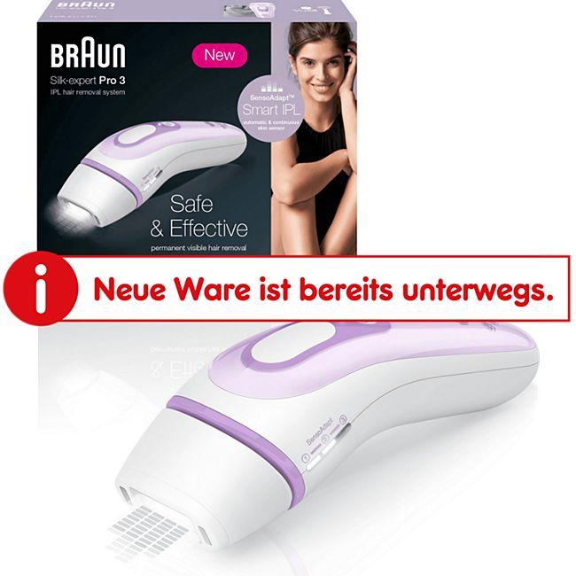 Braun Haarentferner Silk-expert Pro 3 IPL PL3011 - Bild 1