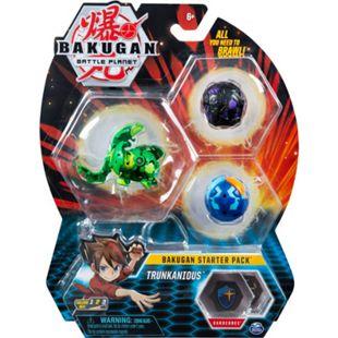 Spin Master Geschicklichkeitsspiel Bakugan - Starterpack mit 3 Bakugan - Bild 1