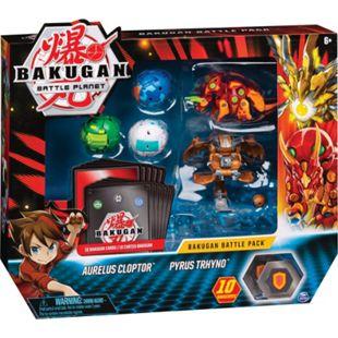 Spin Master Geschicklichkeitsspiel Bakugan - Starterpack mit 5 Bakugan - Bild 1