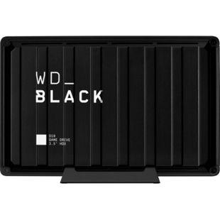 WD Festplatte Black D10 Game Drive 8 TB - Bild 1