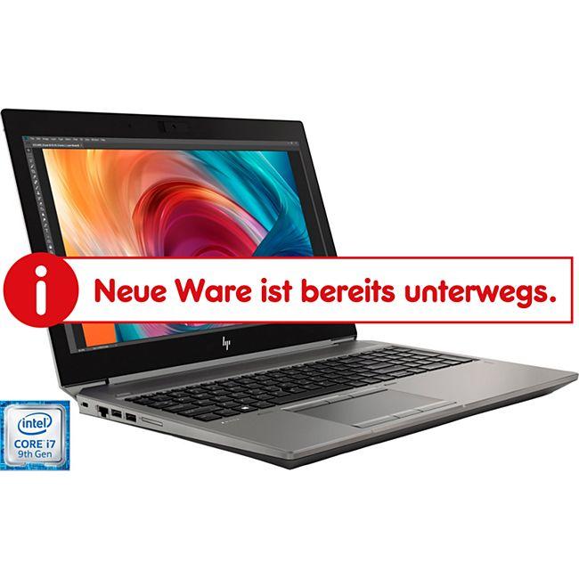 HP Notebook ZBook 15 G6 (6TR54EA) - Bild 1