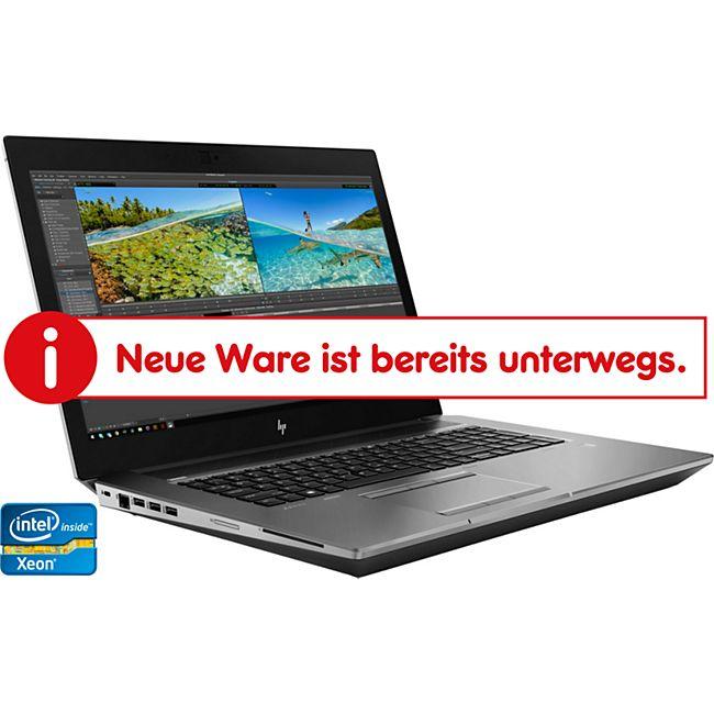 HP Notebook ZBook 17 G6 (6TU99EA) - Bild 1