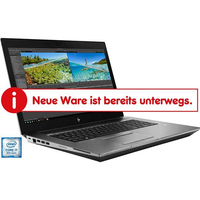 HP Notebook ZBook 17 G6 (6TV08EA) - Bild 1