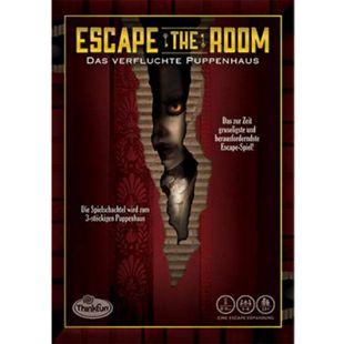 THINK FUN Partyspiel Escape the Room 3 - Das verfluchte Puppenhaus - Bild 1