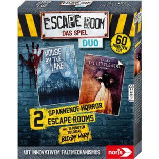 Noris Partyspiel Escape Room: Duo Horror - Bild 1