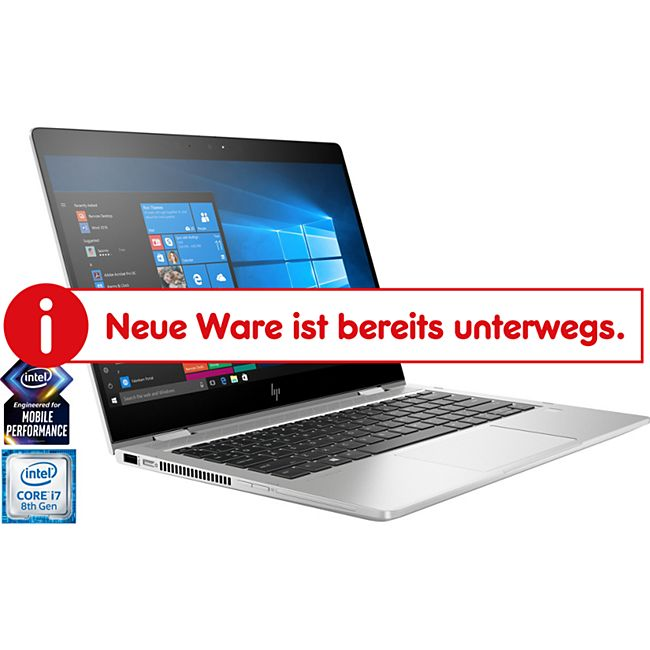 HP Notebook EliteBook x360 830 G6 (8MJ44ES) - Bild 1