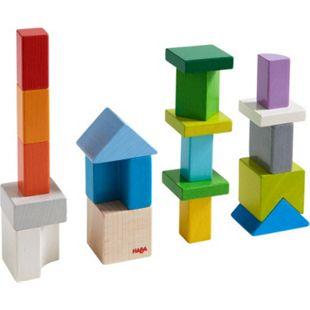 HABA Geschicklichkeitsspiel 3D-Legespiel Würfelmix - Bild 1