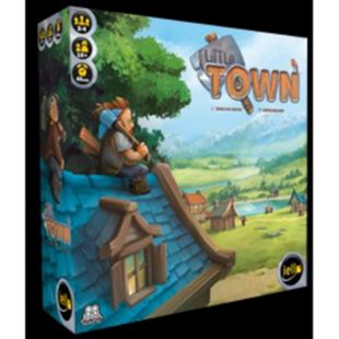 IELLO Brettspiel Little Town - Bild 1